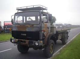camion militaire Magirus Deutz 110 X 16 AW 4X4 EX-ARMY..4117 1987