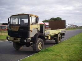 army truck Magirus 110 X 16 AW 4X4 EX.ARMY.LONG MODEL.4119 1987