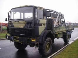 army truck Magirus 110 X 16 AW 4X4 EX.ARMY.LONG MODEL. 4120 1987