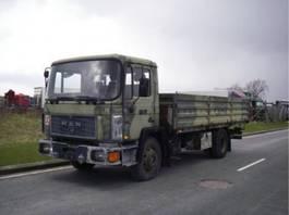 Militär-LKW MAN 13-192 F IC 4X2 (EX-ARMY) 1992