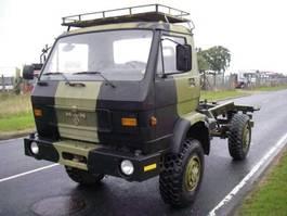army truck MAN 8-136 FAE 4X4 EX-ARMY 1986