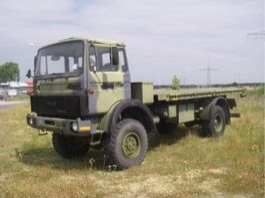 army truck Magirus 168-11 168 M 11FAL 4X4 168 HK..4133 1983