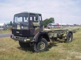 army truck Magirus 168 M 11 FAL 4X4 168 HK 4X4.LONG MODEL.4134 1982