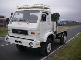 camion militaire MAN 8-136 FAE 4X4 EX-ARMY. 1987