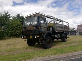 army truck Magirus 110 X 16 AW 4X4  EX-ARMY.3408 1987