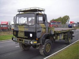 army truck Magirus 110-16 110 X 16 AW 4X4 EX-ARMY.4140 1987
