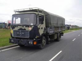 army truck MAN 13-192 F IC 4X2 EX-ARMY. 1992