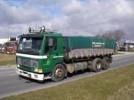 tipper truck Volvo FL 10 6X2 320 HK TIPPER. 1996