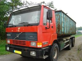 container truck Terberg FL1350-WDG 1995