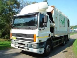 garbage truck DAF CF 75 75CF.GEESINK.DUBBEL STOCK 1999