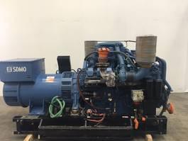 generator MTU 12V2000 engine 2002
