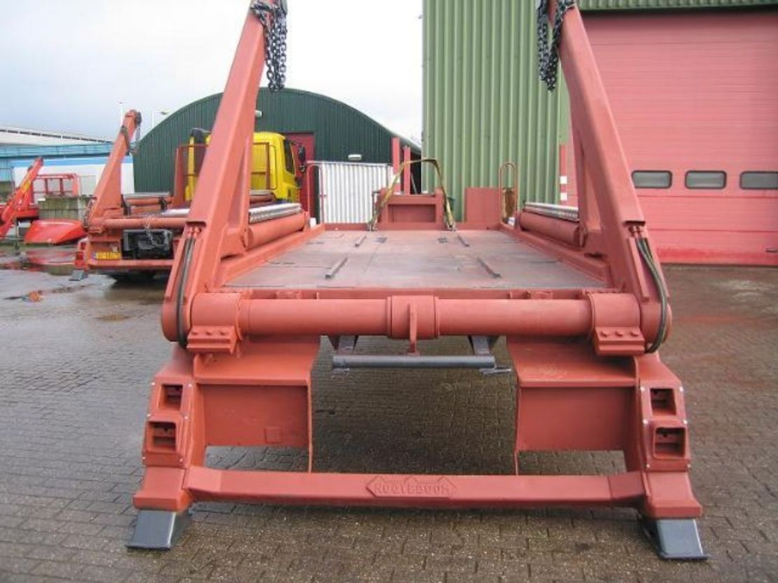container truck DAF systeem 2010