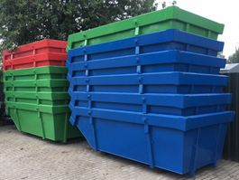 waste container Onbekend nw containers 2020