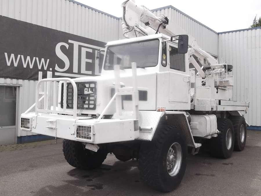 DIV  MOL 6x6 Pitman HFT 2666F Samiia Digger Derrick | Miscellaneous |  Stedefra B V