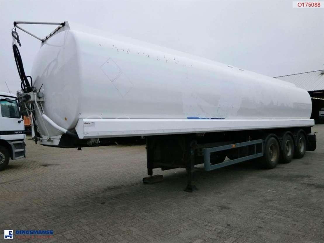 tank semi trailer semi trailer EKW Fuel tank 40 m3 / 2 comp + PUMP / COUNTER 1995