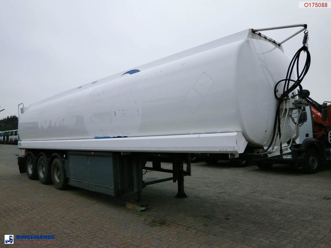 tank semi trailer semi trailer EKW Fuel tank 40 m3 / 2 comp + PUMP / COUNTER 1995