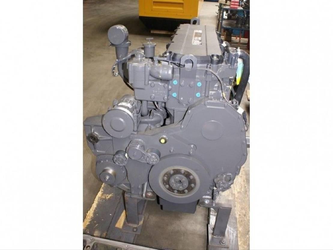 Engine truck part Caterpillar C13 2012
