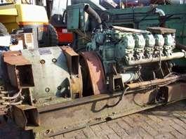 standard power unit Mercedes Benz OM 403 1985