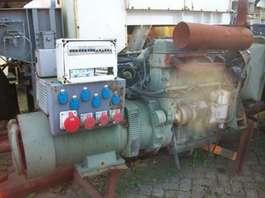 agregat prądotwórczy standardowy MAN 60 kva 1992