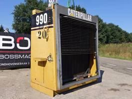 Chassis part truck part Caterpillar 990 2016