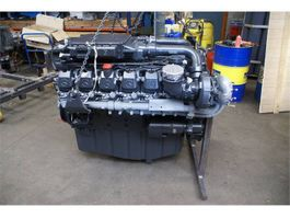 Engine truck part MTU 12V183 TE TB 2012