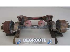 Load bearing axle truck part BPW HSF9010-15 eco-p