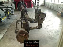 Load bearing axle truck part Mercedes Benz Estepe 4 tons Midliftas 2005