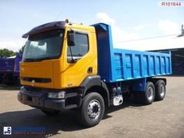 camión de volquete > 7.5 t Renault Kerax 420.26 6x4 tipper 2002