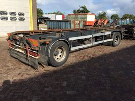 container chassis trailer Van Hool R 214 1992