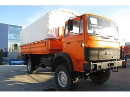 tow-recovery truck Magirus Deutz 168M11FAL (Iveco 110-16)-Service Truck (ref:e38301) 1984