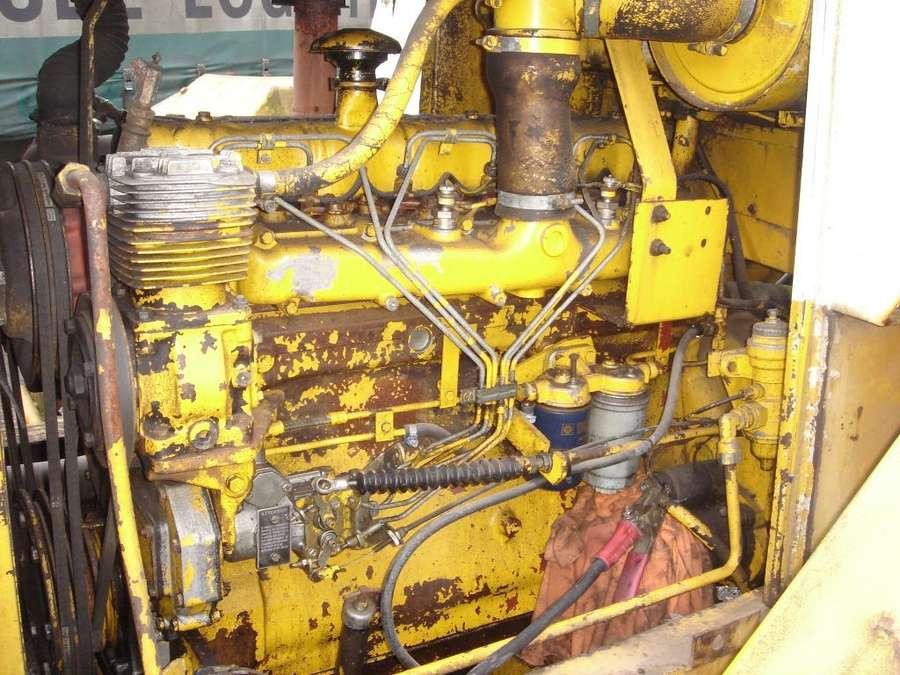 Used International 520 shovel payloader Wheel loader