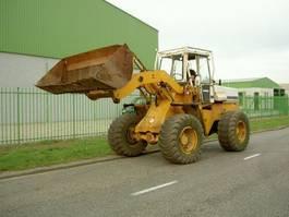 wheel loader International 520 shovel payloader