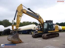 other construction machine Caterpillar CAT 324EL hydraulic excavator 2014