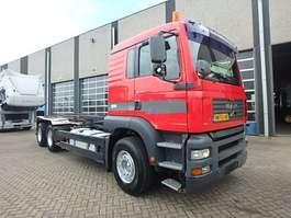 container truck MAN TGA 410 + MANUAL! + Kablesystem 2002