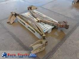 Leaf spring suspension truck part Iveco veerpakket 110-17 1991