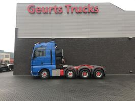 heavy duty tractorhead MAN TGX 41 540 8X4 180 TONNER 2009