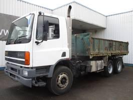 camion a cassone ribaltabile > 7.5 t DAF 75 ATI 240, 6X4, Tipper 1996