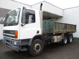 camión de volquete > 7.5 t DAF 75 ATI 240, 6X4, Tipper 1996