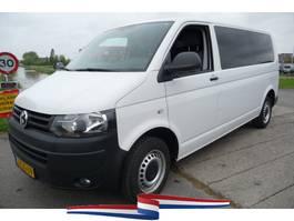 minivan - passenger coach car Volkswagen Transporter Kombi 9 pers geel kenteken 2.0 TDI L2H1 2014