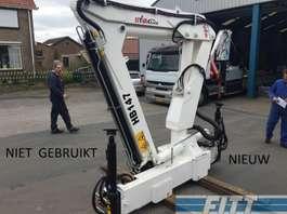 loader crane Hyva HYVA 14 t/m kraan