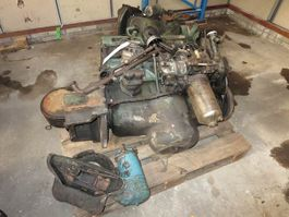 engine equipment part Mercedes Benz OM322