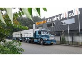tipper truck > 7.5 t Scania T 143 450 6X2 TORPEDO combi tipper 1994