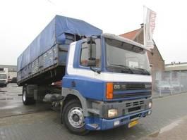 tipper truck > 7.5 t DAF 85.330 Steel Springs Tipper 1993