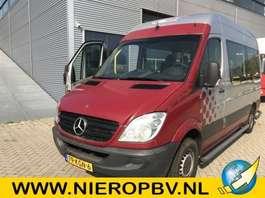 минивэн — пассажирский легковой фургон Mercedes Benz Sprinter Airco 8+1 Pers. 2009