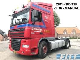 caminhão trator DAF FT XF 105/410 SC ZF16 2011