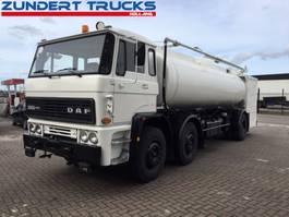 tank truck DAF Didak 2300 1983