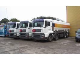 tank truck MAN 35.430 TANK 25000 L Tank ADR Fuel 2005