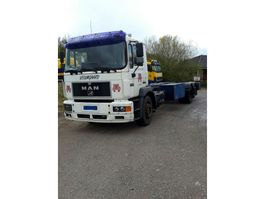 chassis cab truck MAN 25.264 Silent Gestell 12 Meter Manuel 1998