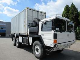 Militär-LKW MAN KAT A1.1 25.422 6x6 container 20Ft !! 1995