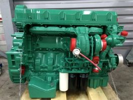 Engine truck part Volvo D9B